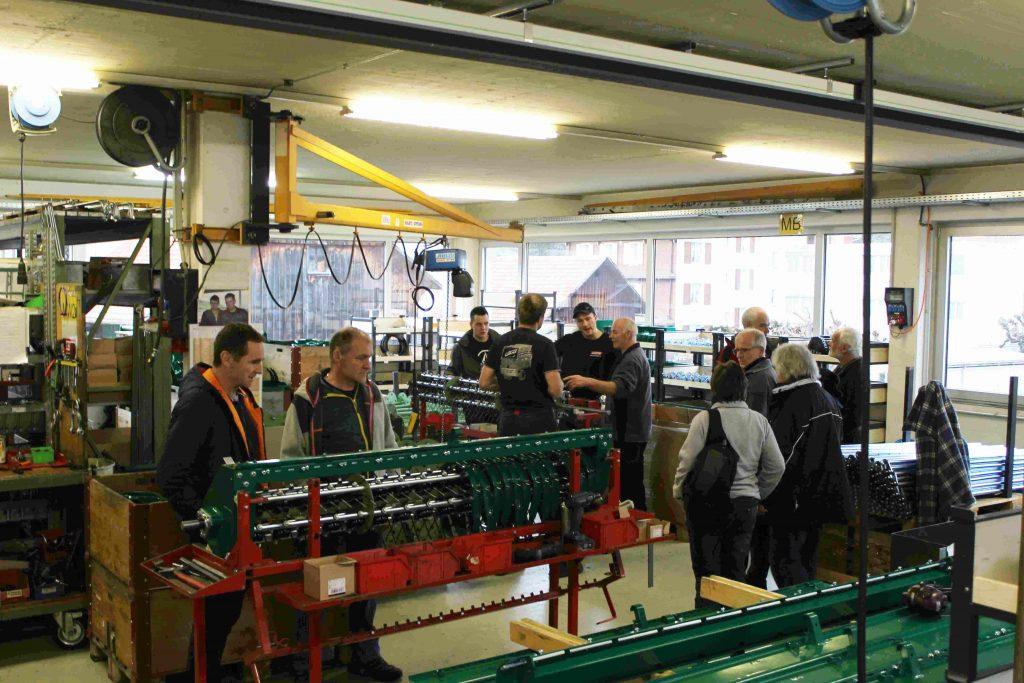 Lüönd & Co. AG - Tag der offenen Tür 4