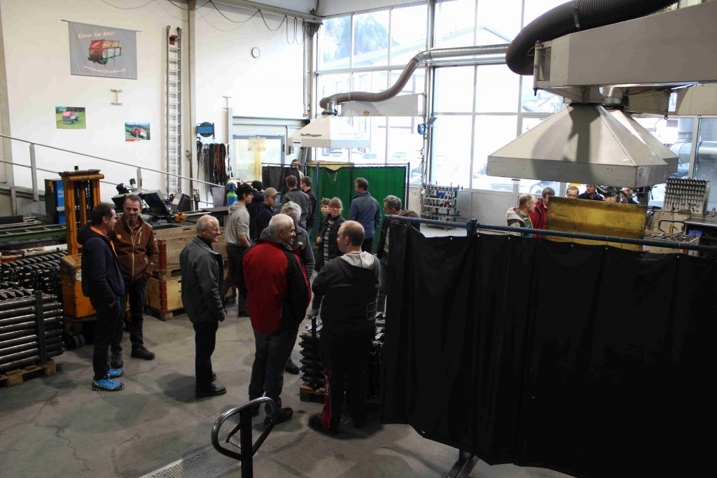 Lüönd & Co. AG - Tag der offenen Tür 2